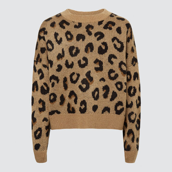 Ocelot Sweater  OCELOT  hi-res