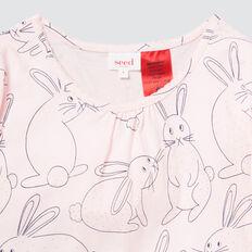 Bunny Nightie  ICE PINK  hi-res