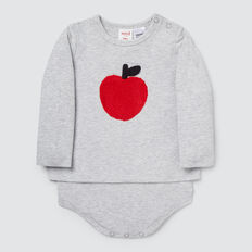 Apple Bodysuit  BIRCH MARLE  hi-res