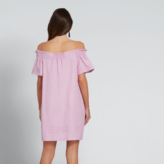 Off-Shoulder Mini Dress  JASMINE  hi-res
