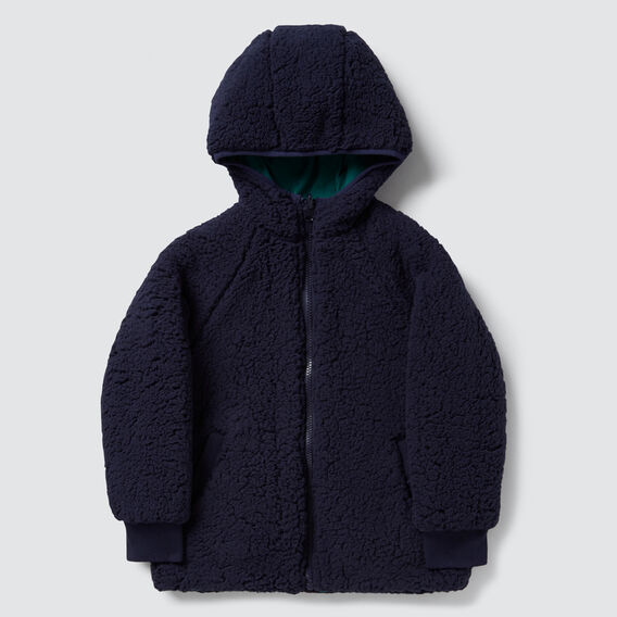 Reversible Jacket  IVY  hi-res