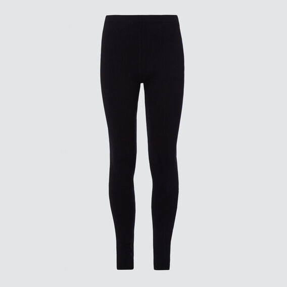 Basic Legging  BLACK  hi-res