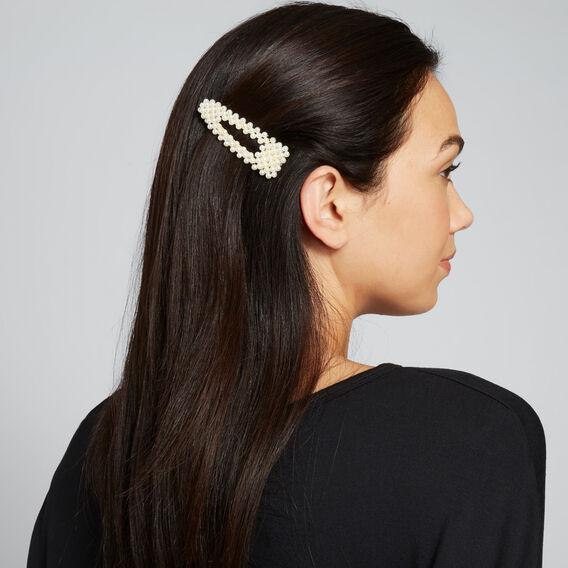 Pearl Hairclip  PEARL  hi-res