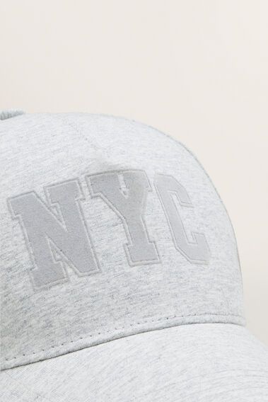 NYC Cap  GREY  hi-res