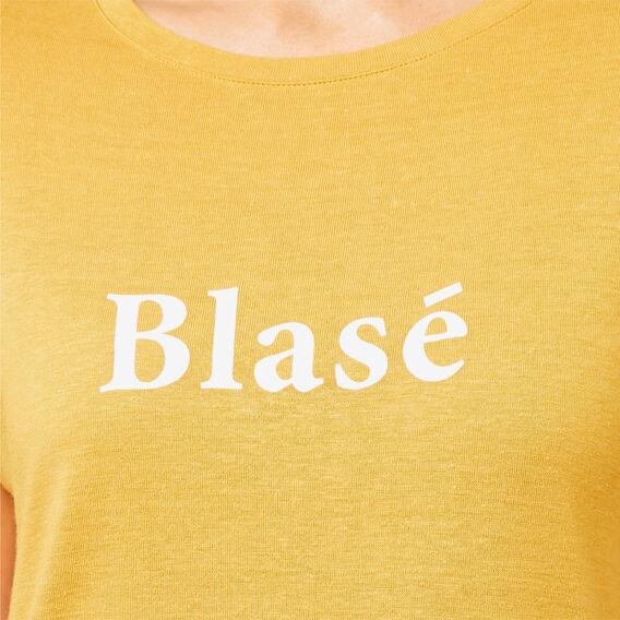 Blase Tee  HONEY YELLOW  hi-res