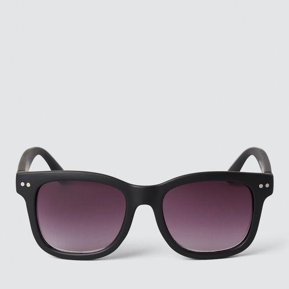 Black Waymax Sunglasses  BLACK  hi-res