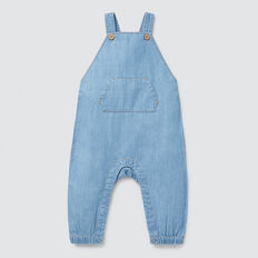 Chambray Overall  BRIGHT WASH  hi-res
