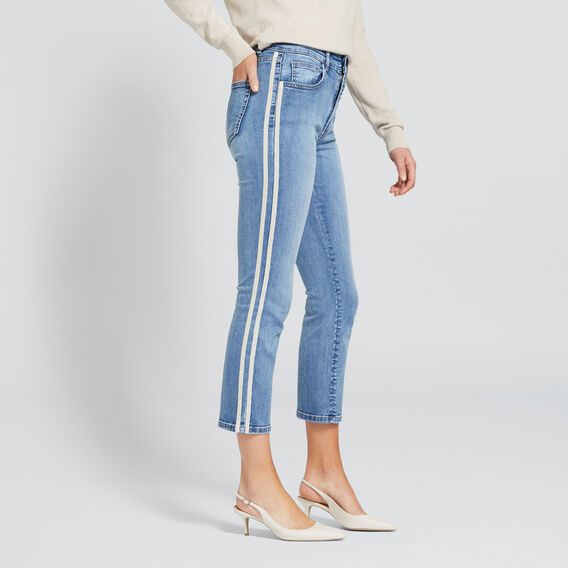 Side Stripe Jean  CLASSIC DENIM  hi-res