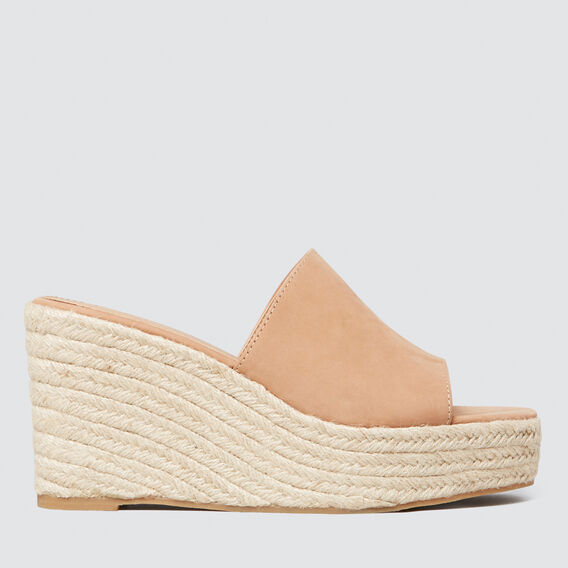 Annabel Wedge  TAN  hi-res