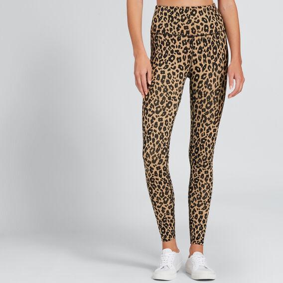 Leopard Full Legging  LEOPARD  hi-res