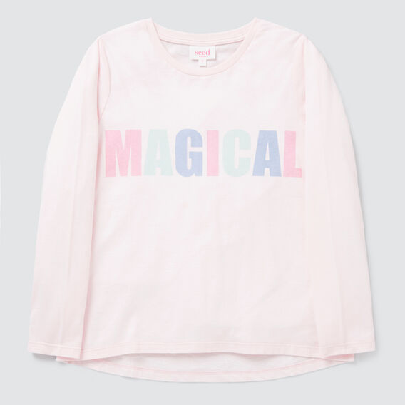 Magical Tee  ICE PINK  hi-res