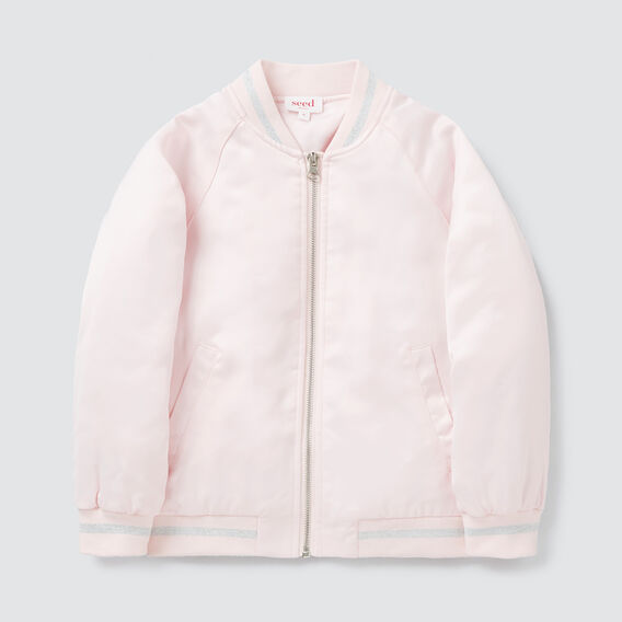 Star Bomber Jacket  ICE PINK  hi-res