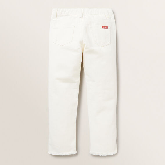 Distressed Jeans  BUTTERMILK  hi-res