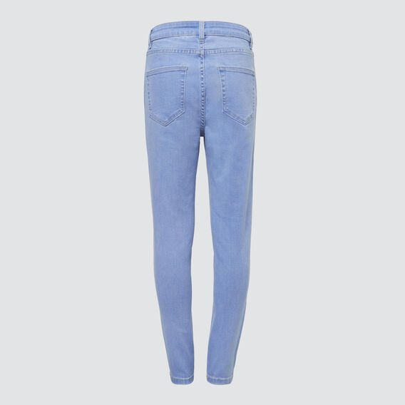 Side Stripe Jean  CORNFLOWER WASH  hi-res