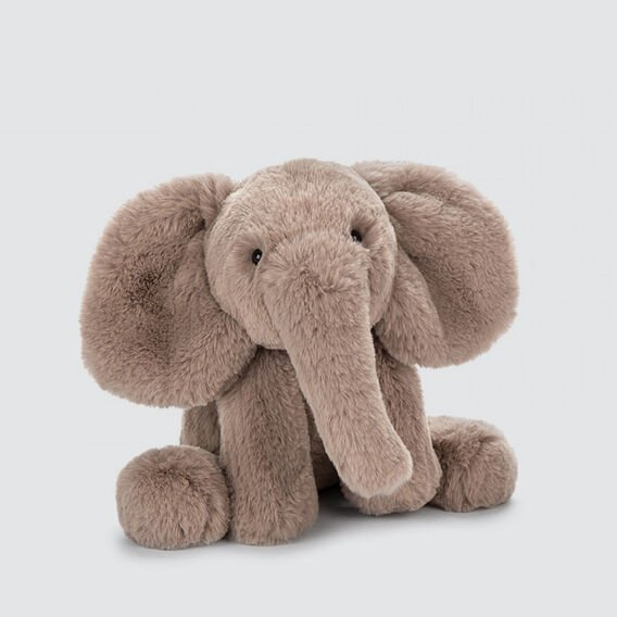 Jellycat Smudge Elephant  GREY  hi-res