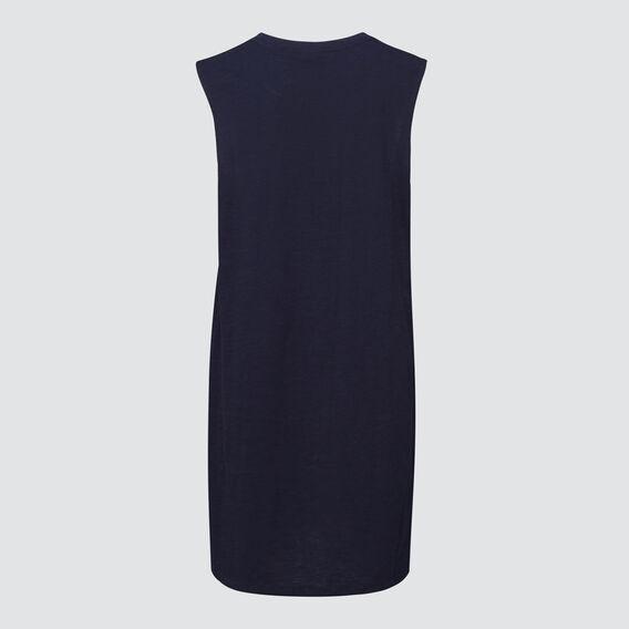 Muscle Tank Dress  MIDNIGHT  hi-res