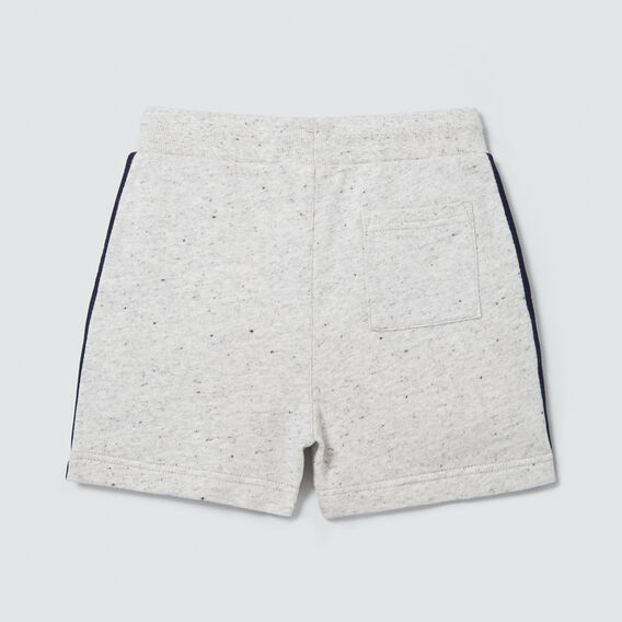 Stripe Track Short  CLOUDY MARLE  hi-res