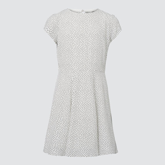 Cap Sleeve Dress  VINTAGE WHITE  hi-res