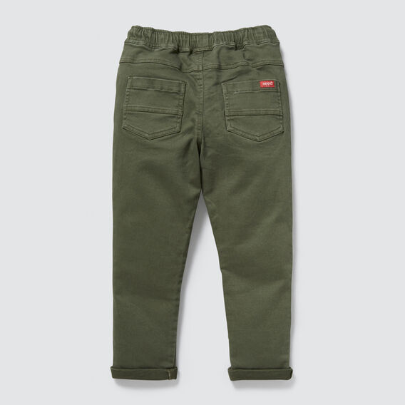 Denim Chino  TREETOP  hi-res
