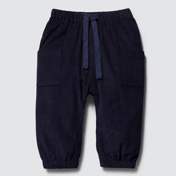 Cord Pocket Pants  MIDNIGHT BLUE  hi-res