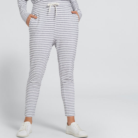 Stripe Trackpant  CHARCOAL STRIPE  hi-res