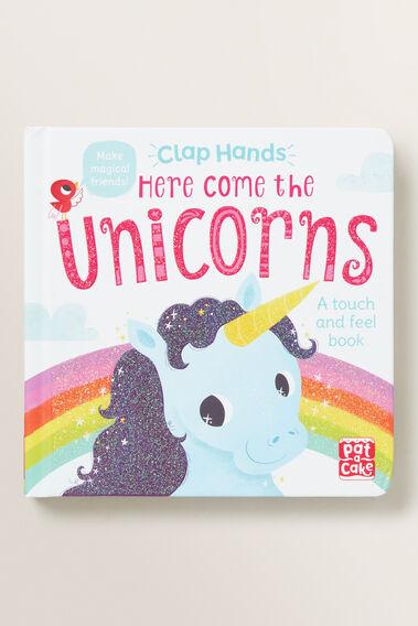 Here Come The Unicorns Book  MULTI  hi-res