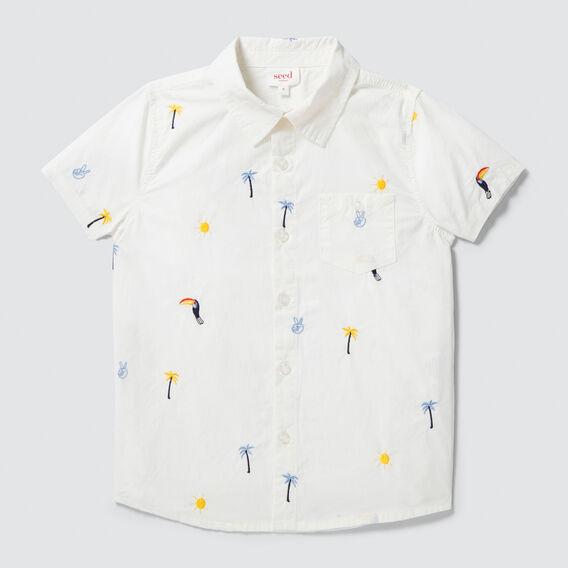 Occasion Shirt  VINTAGE WHITE  hi-res