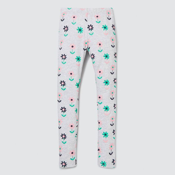 Flower Legging  CLOUD  hi-res