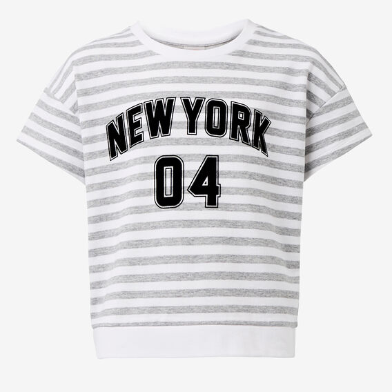 New York Sweat  SPECKLE GREY  hi-res