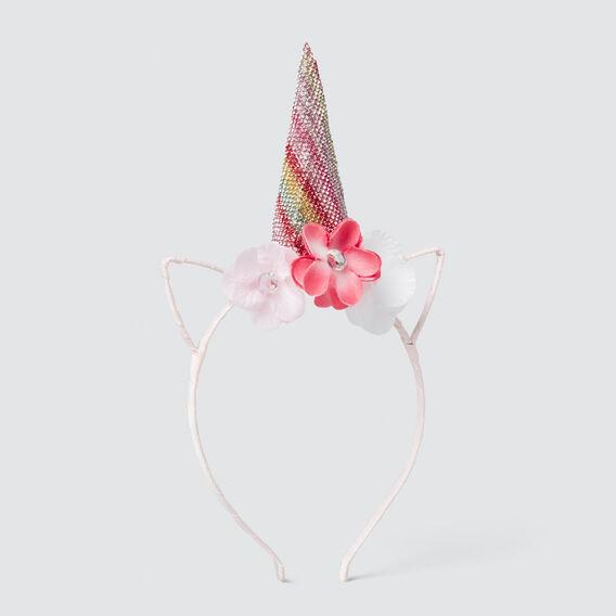 Gem Stone Unicorn Headband  MULTI  hi-res