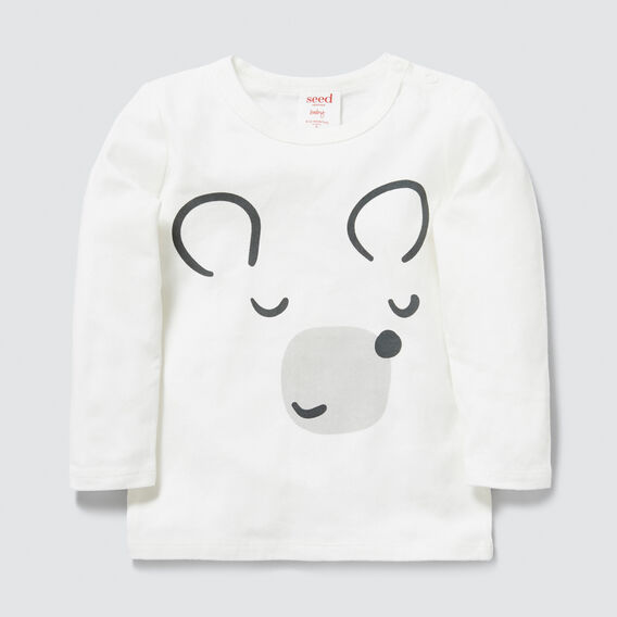 Mouse Tee  CANVAS  hi-res