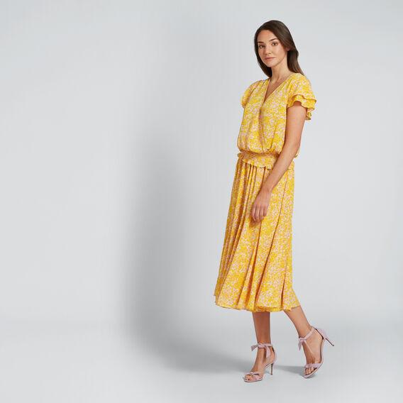 Full Floral Skirt  FLORAL  hi-res