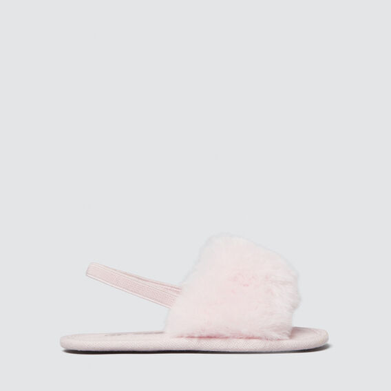 Fluffy Slide  ICE PINK  hi-res