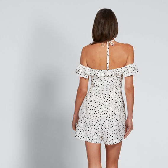 Spotty Romper  SPOT  hi-res