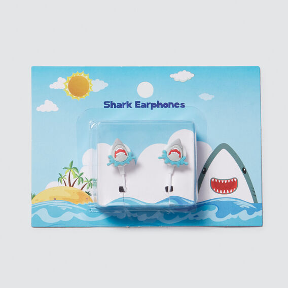 Shark Ear Buds  MULTI  hi-res