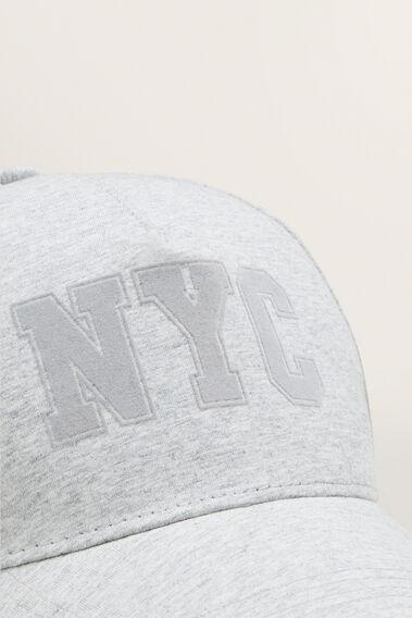 NYC Cap  GREY  hi-res