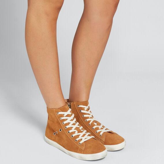 Jenny High Top Sneaker  TAN  hi-res