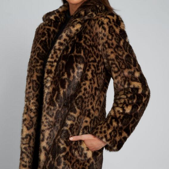 Animal Coat  ANIMAL PRINT  hi-res