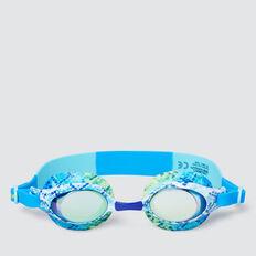 Snake Goggles  BLUE  hi-res
