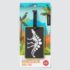 Dino Bag Tag  MULTI  hi-res