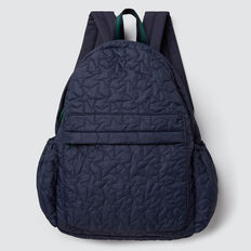 Quilted Star Backpack  MIDNIGHT BLUE  hi-res