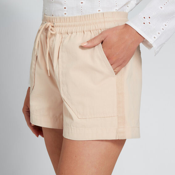 Basic Drawcord Short  NEW NUDE  hi-res