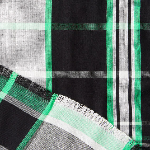 Check Scarf  MULTI  hi-res