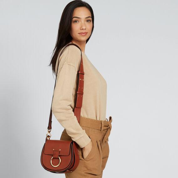 Dylan Mini Saddle Bag  COGNAC  hi-res