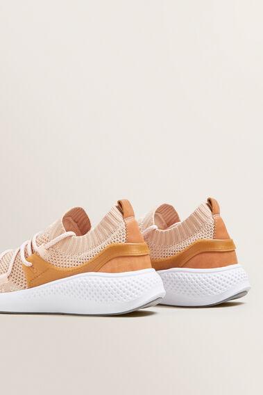 Jessie Knit Sneaker  BLUSH  hi-res