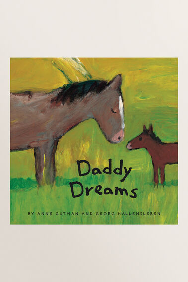 Daddy Dreams Book  MULTI  hi-res