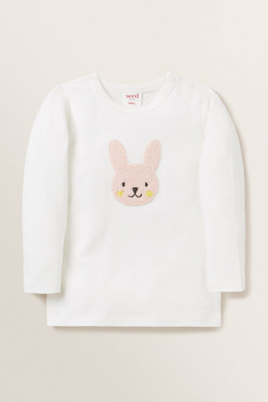 Bunny Tee  CANVAS  hi-res