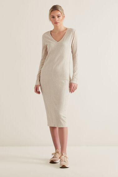 Lounge Dress  DESERT MARLE  hi-res