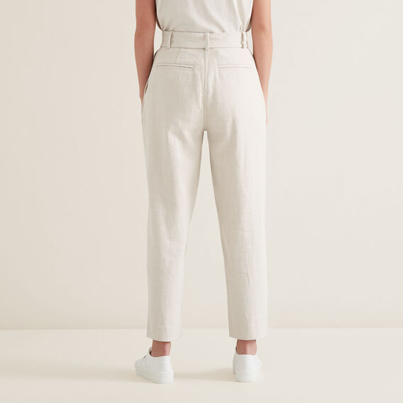 D-Ring Textured Pant  LIGHT TAUPE  hi-res