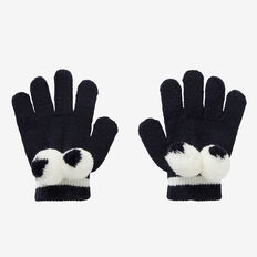 Funny Eye Gloves  MIDNIGHT BLUE  hi-res